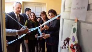 La Gobernadora de Catamarca inauguró nuevas instalaciones en la Casa Cuna