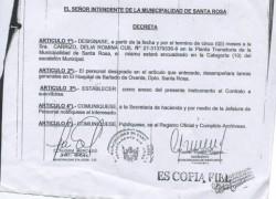 Guaraz y firmas truchas: pedirán informes al Banco